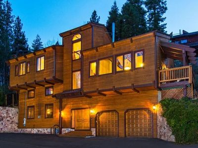 Photo for Zephyr Heights Lodge (ZC647), Lake Tahoe Retreat with Hot Tub & Views