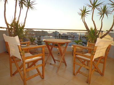 Photo for Comfortable penthouse with amasing view