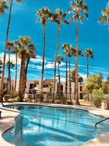 Photo for Poolside Condo! Beautiful Spacious Patio! Resort-like Setting! Ground Floor!