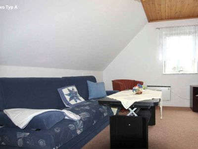 Photo for A 02: 42m², 2-room, 4 pers., Use of terrace, H - F-1020 Federnelke in the Baltic resort Thiessow