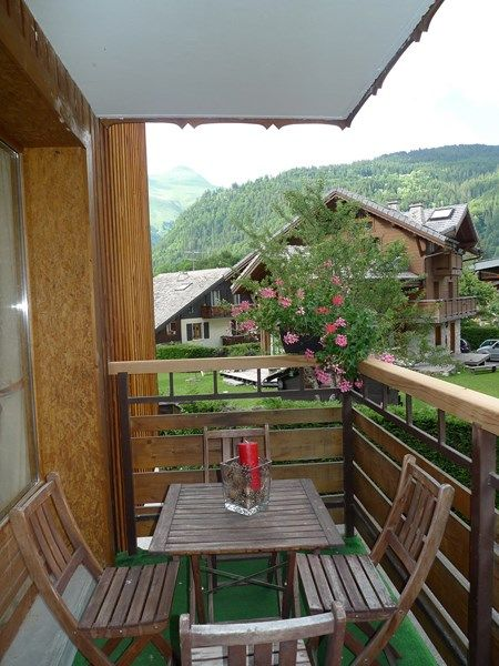 location appartement morzine