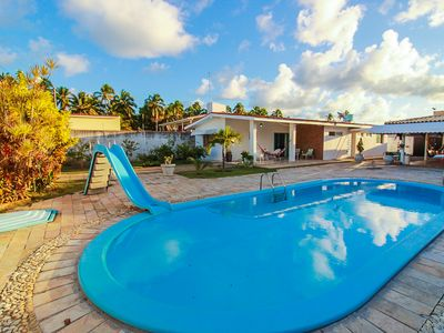 Photo for Beach House Paripueira with 4 bedrooms