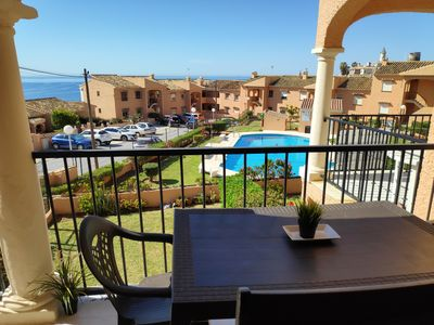 Photo for LUMINOUS APARTMENT CLOSE TO THE BEACH.