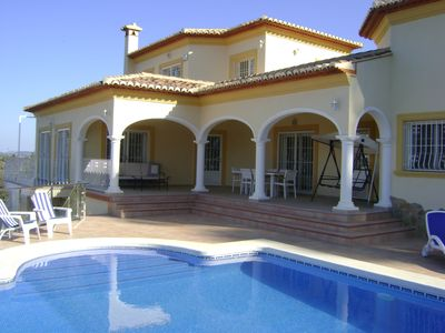 Photo for 3BR Villa Vacation Rental in Parcent