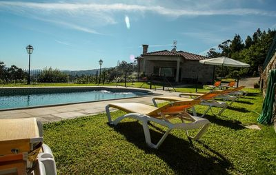 Photo for Rustic house with pool in Arcos de Valdevez by iZiBookings