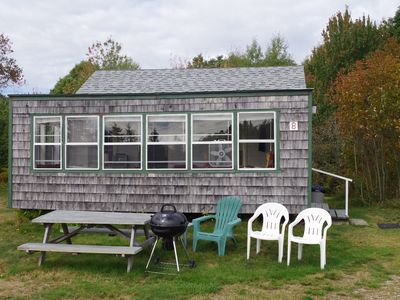 Photo for Two bedroom cabin with spectacular views overlooking Flanders Bay - Cabin #8