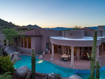 Photo for Luxurious North Scottsdale Mansion Entertainers Delight