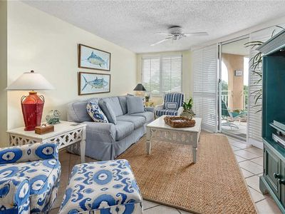 Photo for Gorgeous Oceanfront Condominium with Pool. Beach Access and Ocean View