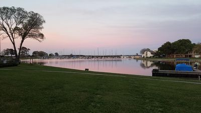 Photo for Beautiful! Large Lake Front Condo * Fitness & Racquet Club * Boats & Jet Skis