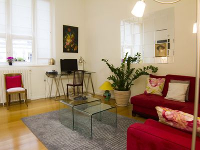 Photo for Luxurious apartment in Paris, located in the heart of the Marais area