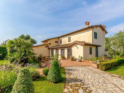 Photo for 2 bedroom Villa, sleeps 4 in Le Bocchette with Pool and WiFi