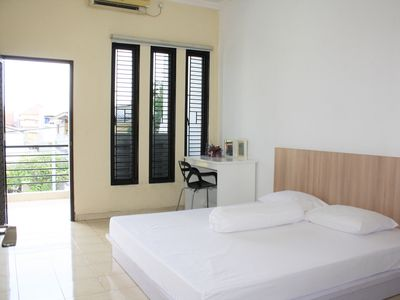 Photo for Spacious - Well Equipped  Downtown 5 min to Tunjungan Plaza 0.9 km - ROOM 1