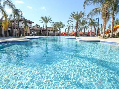 Photo for ★ SWEET DISNEY VACATION 5BEDRM/4BATH / FREE WI-FI / AT SOLTERRA RESORT