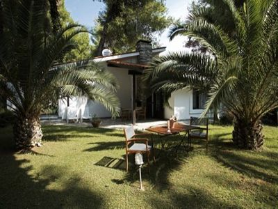 Photo for Spacious villa for 5 people in Sani