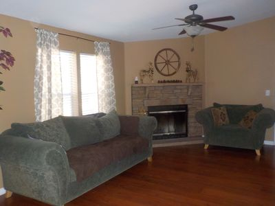 Photo for 3BR Cabin Vacation Rental in Show Low, Arizona
