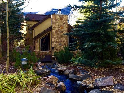 Photo for LUX, Private Residence, minutes from Vail Mountain, & local shops