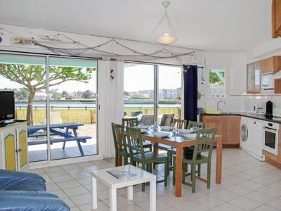 Photo for Vacation home Le Hameau des Pêcheurs 3 in Mimizan - 6 persons, 3 bedrooms