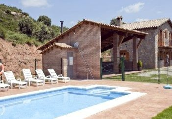 Photo for Self catering Cal Marigot - Sant Salvador for 11 people