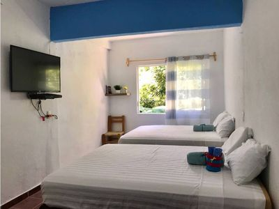 Photo for BEAUTIFUL APARTMENT IN BUCERIAS 1 BLOCK FROM THE BEACH #2