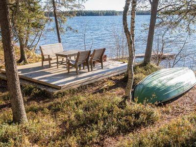 Photo for Vacation home Putilanranta in Kuusamo - 6 persons, 1 bedrooms