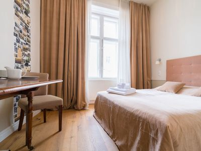 Photo for Apartment 1.2 km from the center of Vienna with Lift, Internet, Washing machine (959849)