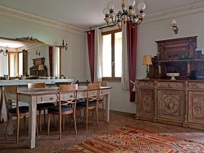 Photo for Holiday apartment Volterra for 6 persons with 3 bedrooms - Holiday apartment in a villa