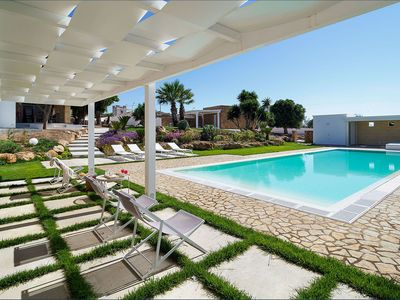 Photo for Exclusive Sun Stone Villa, with private pool, 5 bedrooms, 7 bathrooms, 10 sleeps