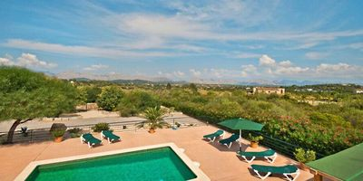 Views of nature in Alcudia