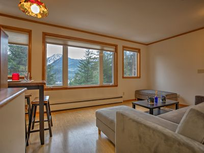 Photo for 1BR Apartment Vacation Rental in Juneau, Alaska