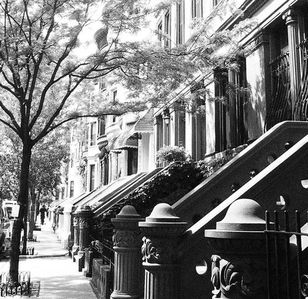Your own brownstone in the city.