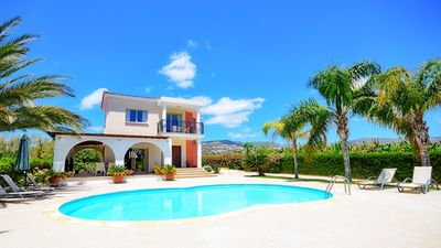 Photo for 3 Bedroom 3 Bathroom Villa With Private Pool In Beautiful Surroundings.