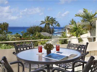 Photo for Poipu Luxury Condo with Spectacular 360 Ocean View *Manualoha 205*