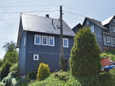 Photo for Holiday Home in Deesbach with Garden, Roofed Terrace & BBQ