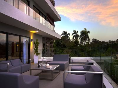 Photo for 5* BEACH VIEW DUPLEX W/ PRIVATE POOL, JACUZZI