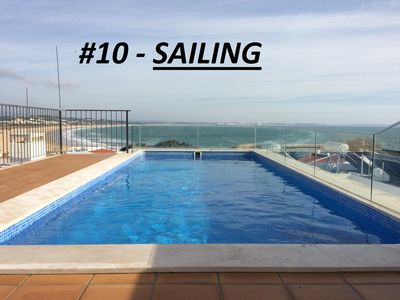Photo for HENRI'S APARTMENTS - 10 (Sailing) - The best in Lagos!