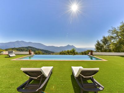 Photo for Luxurious Country House, A one off. Breathtaking views, near Gaucin and Ronda