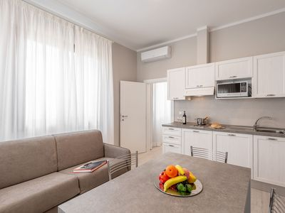 Residence Carra Orchidea 5, a modern complex just steps to the Fortezza da Basso