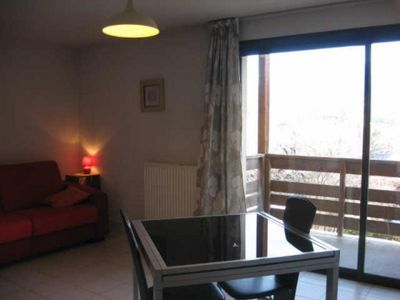 Photo for Apartment Embrun, studio flat, 2 persons