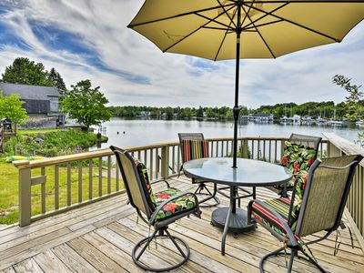 Photo for NEW! Family Cottage on Chaumont Bay, Walk Downtown