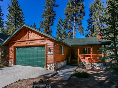 Photo for Once Upon A Pine Ultra Cozy 3 BR Summit Resort Chalet