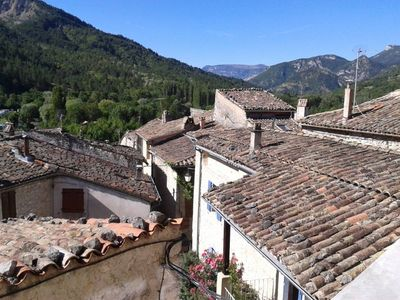 Photo for Drome: Character house, panoramic view of the pretty village
