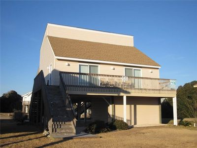 Photo for Apt Not: 3 Bed/2 Bath Home with Screened Porch, One Block from Beach
