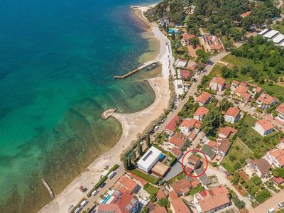 Photo for Apartment with two bedrooms near the sea in Poreč