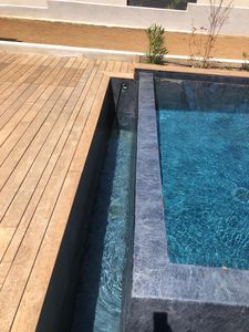 Photo for Superb contemporary heated pool house