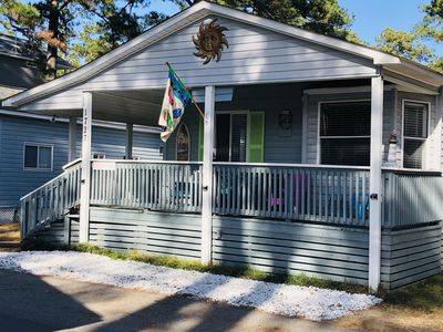2 Bedroom/2 Bath Cottage by the Sea  Golf Cart Included