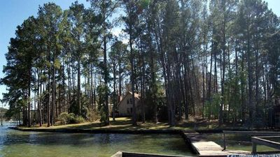 Photo for Waterfront with stunning views at Toledo Bend South