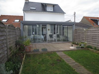 Photo for Beautiful house close to the beach and shops