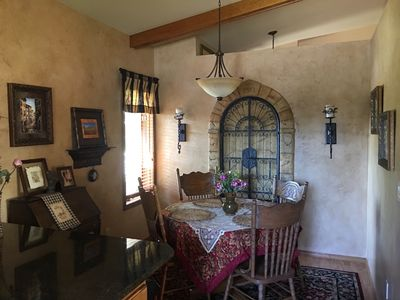 Photo for Beautiful Tuscan-Style 4 Bedroom Home