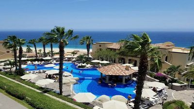 Photo for GORGEOUS OCEAN VIEW VILLA w/ OWN INFINITY POOL - 30% + OFF QUIVIRA GOLF