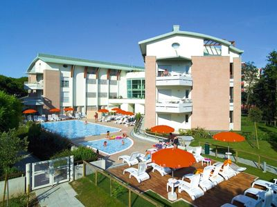 Photo for Holiday resort Parco e Acacie, Bibione Pineda  in Venetische Adria - 4 persons, 1 bedroom